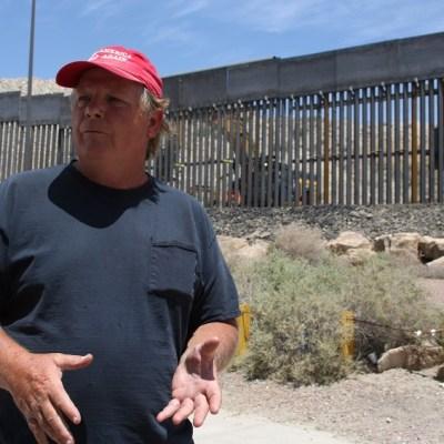 Ordenan suspender construcción de muro fronterizo privado en EEUU