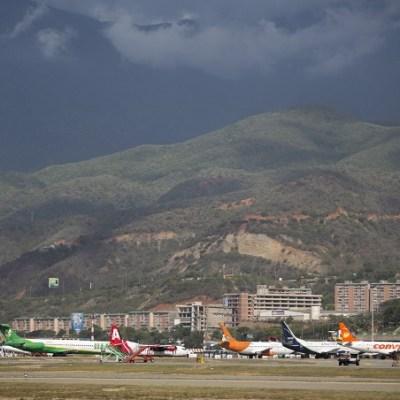 EEUU suspende todos los vuelos con Venezuela