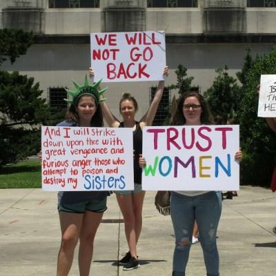 Luisiana prohíbe abortar a partir de la sexta semana