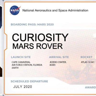 NASA abre convocatoria para enviar tu nombre a Marte