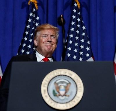 Trump no puede bloquear citaciones sobre sus registros financieros
