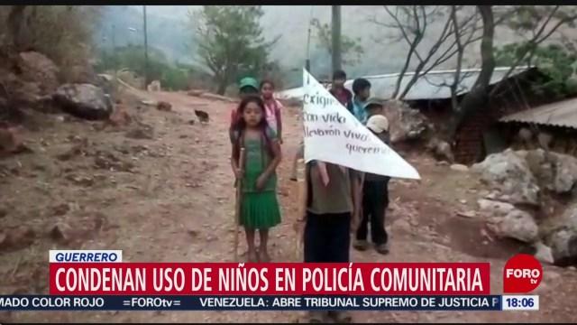 FOTO: Gobierno de Guerrero interviene en caso de niños