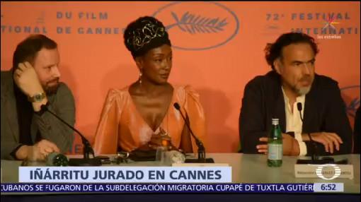 González Iñárritu, primer latino que preside Jurado de Cannes