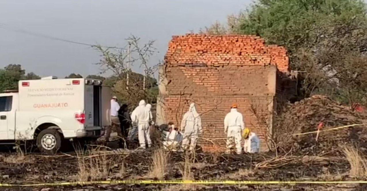 Foto: La Fiscalía General Guanajuatense informó que en todos los hechos se utilizaron armas largas y cortas, el 19 de mayo de 2019. (Noticieros Televisa)
