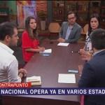 Foto: Guardia Nacional Funciones Sin Leyes Secundarias 15 Mayo 2019