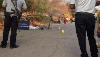 Foto: Matan a dueño de Los Avispones de Chilpancingo, 22 de mayo 2019. Twitter @mpsguerrero