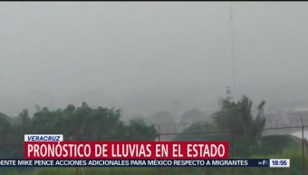 FOTO: Inundaciones por lluvia en Oaxaca