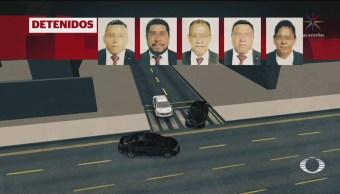 Foto: Involucran Policias Federales AIC Secuestro 24 Mayo 2019