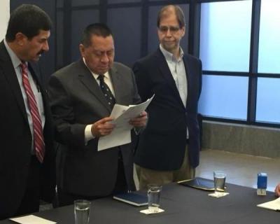 Javier Corral denuncia a funcionarios de PGR por caso de Alejandro Gutiérrez