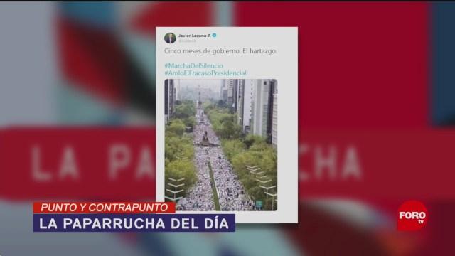 Foto: Javier Lozano Marcha Antiamlo Paparrucha Del Día 6 de Mayo 2019