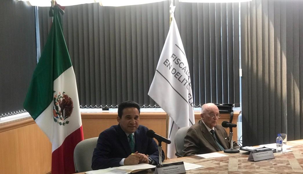 Fepade abre investigación contra Ricardo Monreal