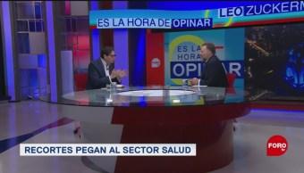 Foto: Crisis Sector Salud Pública México 29 Mayo 2019