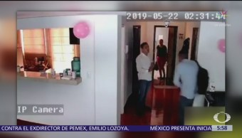 Ladrones saquean departamento en colonia Nápoles, CDMX