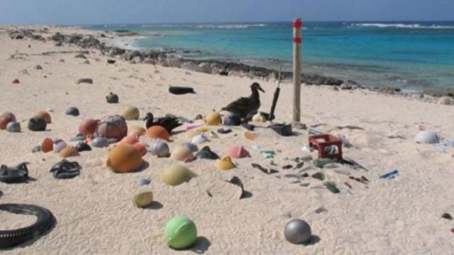 Foto Islas Cocos acumulan 414 millones de residuos de plástico 17 mayo 2019