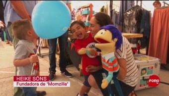 FOTO: Las mamás emprendedoras de Momzilla, 12 MAYO 2019