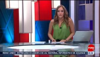Foto: Las Noticias Danielle Dithurbide 13 de Mayo 2019
