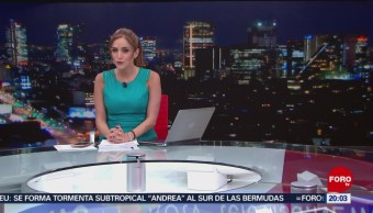 Foto: Las Noticias Danielle Dithurbide Forotv 20 Mayo 2019