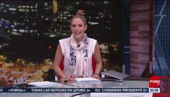 Foto: Las Noticias Danielle Dithurbide Forotv 23 Mayo 2019