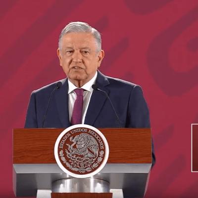 AMLO reitera que entregará un país mejor en 2024