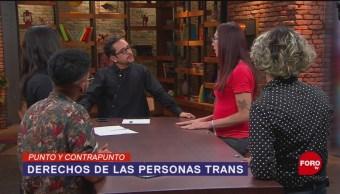Foto: Lucha Derechos Humanos Personas Trans 3 de Mayo 2019