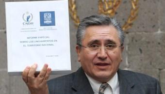 CNDH: Austeridad es razonable si no afecta servicios básicos