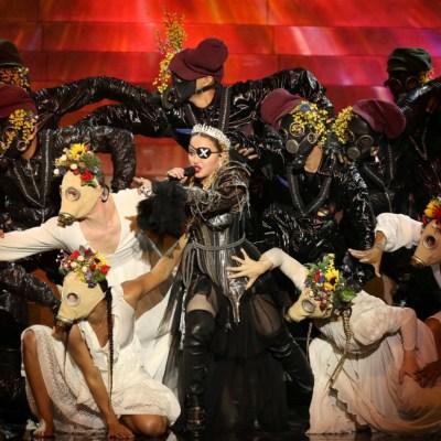 Holanda se alza con la corona en el 'Eurovisión de Madonna'