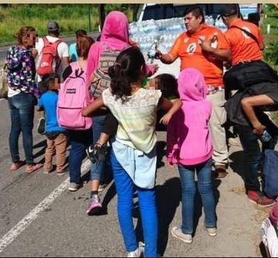 Madres migrantes pasarán su día en albergues de Cd. Juárez