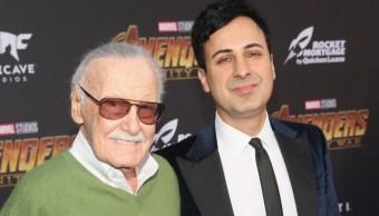Foto: Autoridades de EU detiene a Keya Morgan, exmánager de Stan Lee, por abusar y manipular a la leyenda del cómic, mayo 25 de 2019 (Getty Images)