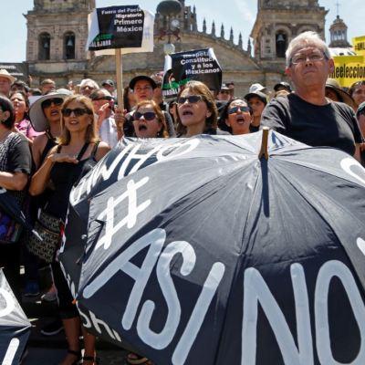 Jiménez Espriú ironiza sobre 'Marcha del Silencio' contra AMLO