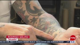 FOTO: Más personas deciden hacerse un tatuaje en España, 26 MAYO 2019
