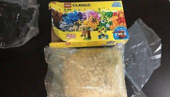 Foto Niño encuentra 40 mil dólares en metanfetamina dentro de caja de juguetes 10 mayo 2019