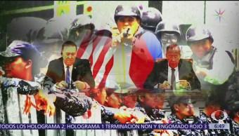México da refugio al diputado opositor venezolano Franco Casella