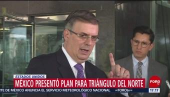 FOTO: México presenta plan de desarrollo para Centroamérica, 24 MAYO 2019
