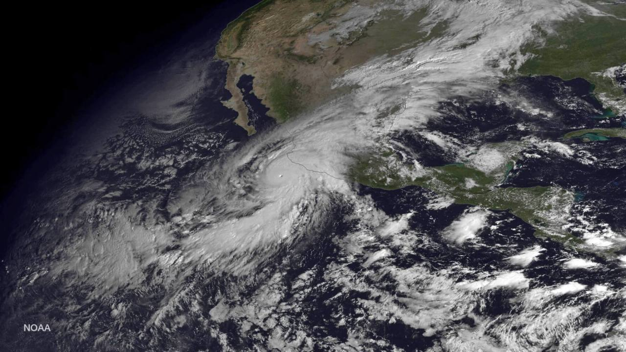 México tendrá más tormentas y huracanes en el Pacífico durante 2019 (AP, archivo)