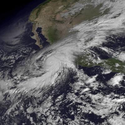 México tendrá más tormentas y huracanes en el Pacífico durante 2019