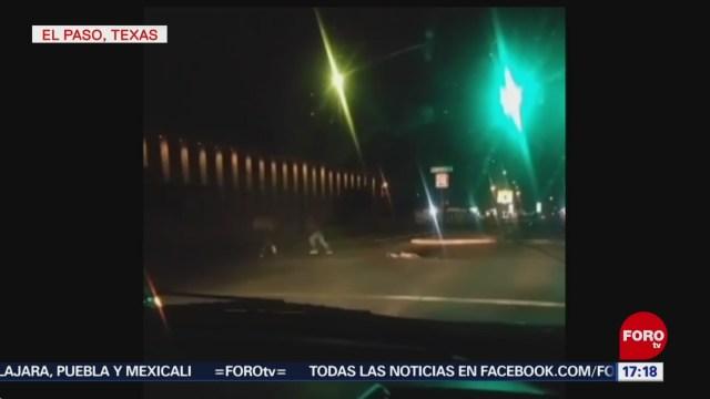 Foto: Migrantes usan alcantarillas para llegar a territorio estadounidense