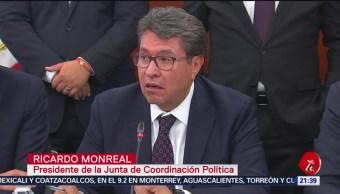 Foto: Monreal Respaldo Guardia Nacional 21 Mayo 2019