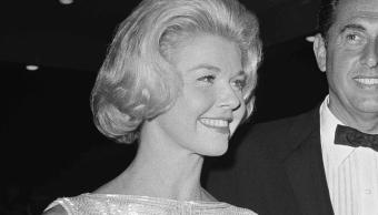 FOTO Muere Doris Day, estrella de Hollywood, a los 97 años (AP 1960)