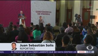 Niega titular de Cultura evento religioso en Bellas Artes