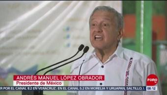 FOTO: No quiero ser dictador ni cacique, dice AMLO en Chiapas, 18 MAYO 2019