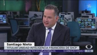 Nosotros actuamos sin filias ni fobias, somos imparciales: Santiago Nieto