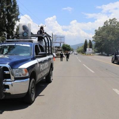 Balacera entre grupos delictivos deja 10 muertos en Uruapan, Michoacán