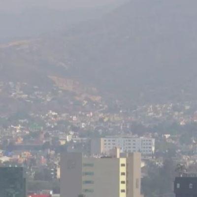 Mantienen Fase I de contingencia ambiental en Pachuca