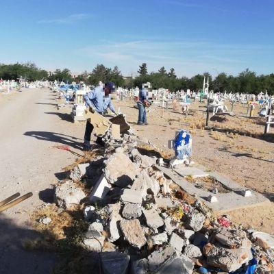 Matan a turista canadiense en Cd. Juárez; arrojan cuerpo a cementerio
