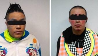 Vinculan a proceso a 'Tamborín' y Tony Pecas, los payasos acusados de secuestro en Neza