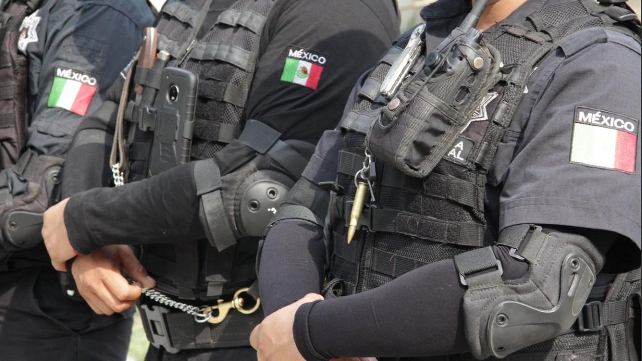 Foto: Policías de Colima, 23 de mayo 2019. Twitter @SSP_COLIMA