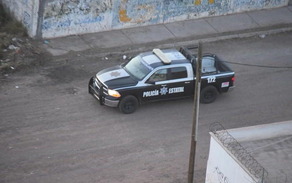 Foto: Operativo de seguridad en Sonora, enero 2019 (Facebook- SSP Sonora)