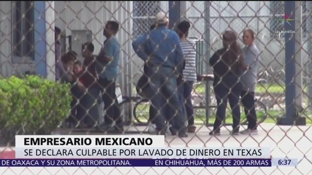 Presunto integrante de 'Los Zetas' se declara culpable en EU