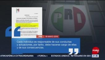 FOTO: PRI pide investigar imputaciones hechas a Roberto Sandoval, 18 MAYO 2019