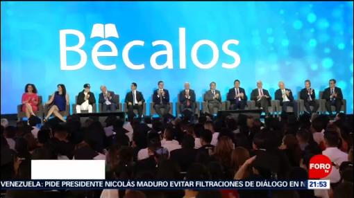 Foto: Programa Bécalos 14 Años 27 Mayo 2019